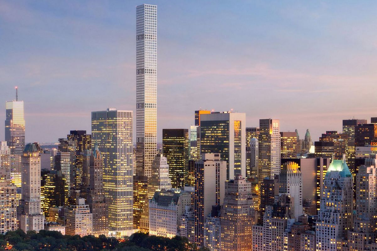NYC's Tallest Luxury Tower Is Discounting Condos by ...