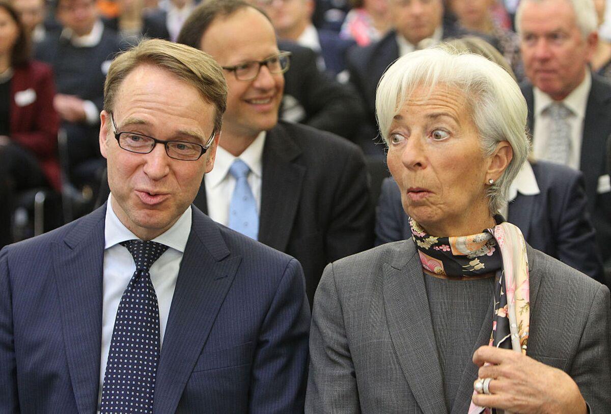 Christine Lagarde Has a German Problem