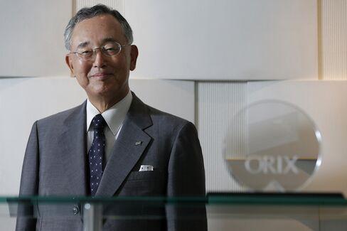Orix CEO Yoshihiko Miyauchi