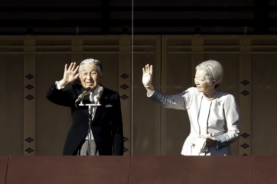 Japan's New Emperor Naruhito Starts Reign at 83% Approval Rating