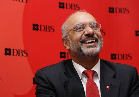 DBS Group Holdings Ltd. Chief Executive Officer Piyush Gupta