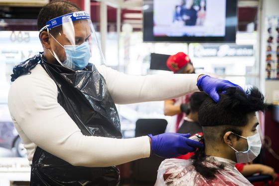 Your Haircut After Lockdown Will Be Unlike Any You Had Before