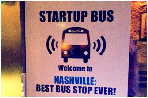 Hitching a Ride on a StartupBus Bound for SXSW