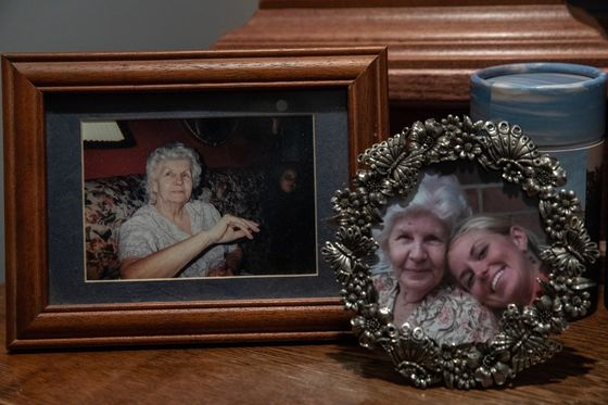 'My Daughter's Gone. My Mother's Gone': How One Family Is Coping With Loss