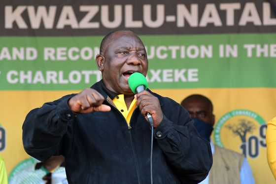 Ramaphosa Cements Control With South African Cabinet Revamp