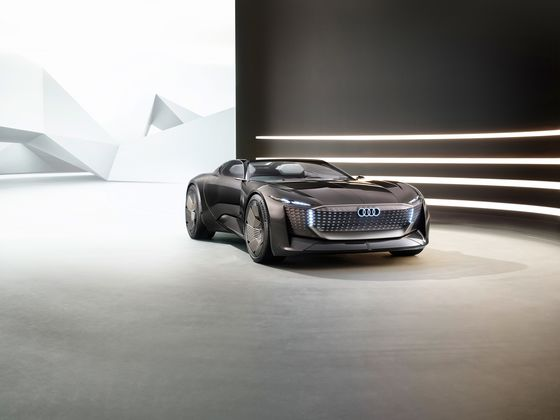 Audi's LatestConcept Is an ElectricCar That Expands and Contracts