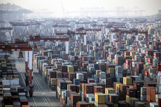 The Global Food Trade Has Been Upended by a Container Crisis