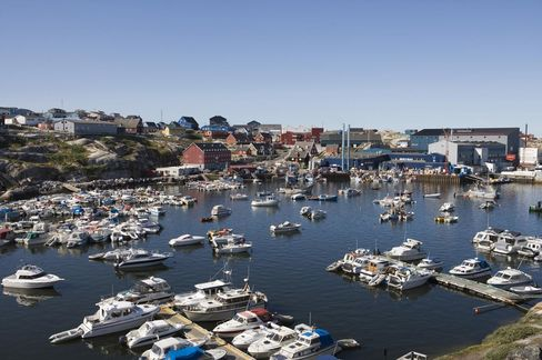 Greenland Bets on Mining as Global Warming Hits Fishing Industry