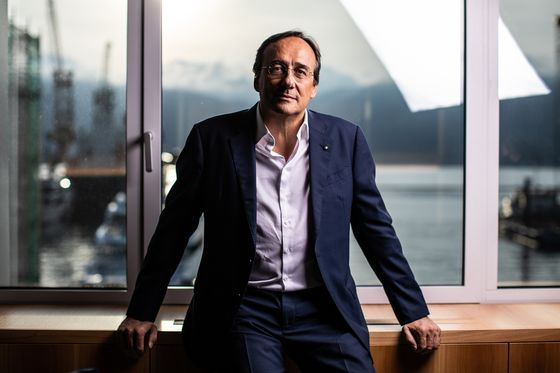 CEO Who Lived on a Boat Tests the Waters for Superyacht Firm