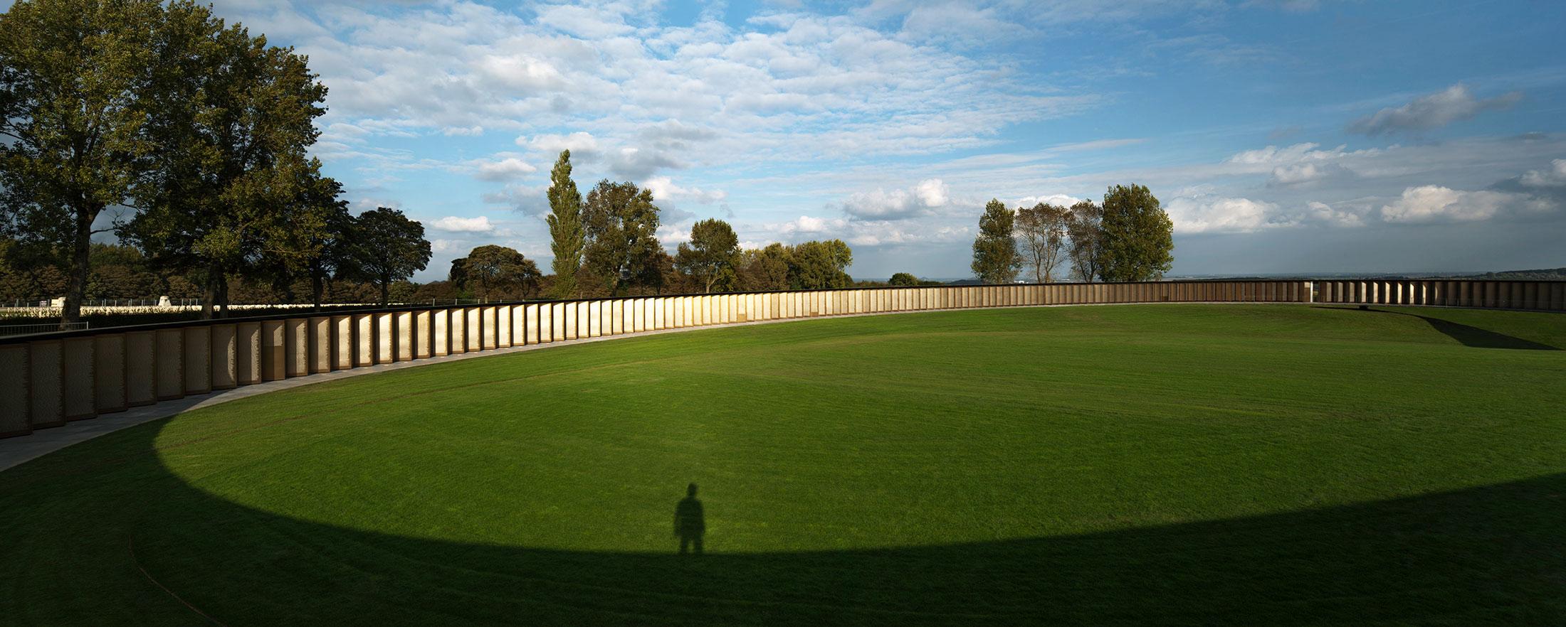 Ring of Remembrance, International WWI Memorial of Notre-Dame-de-Lorette