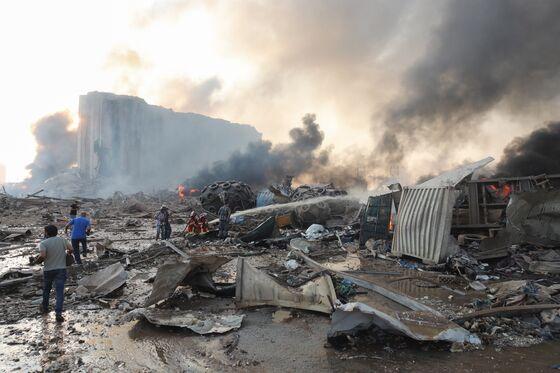 Lebanese Judge Issues Warrant for Ex-Minister Over Port Blast