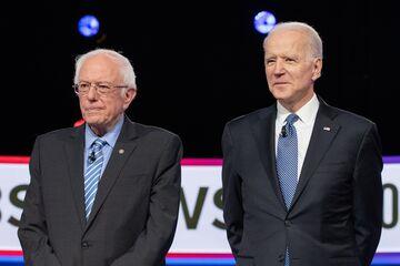 Bernie Sanders vs. Joe Biden