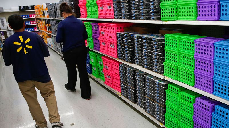 Wal-Mart Cuts Some Workers' Hours After Pay Raise Boosts Costs ...
