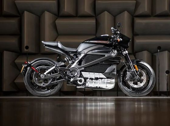 Harley-Davidson Plans Line of Electric Motorcycles