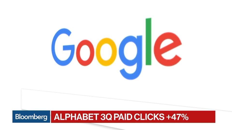 Alphabet Tops Profit Projections After Google Ad Surge Bloomberg