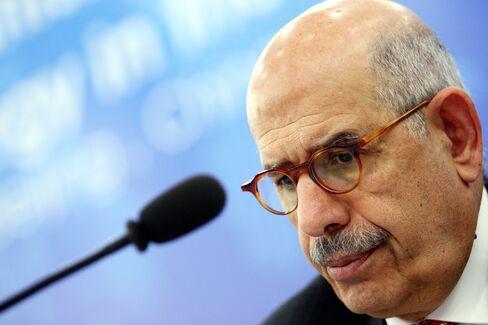 Nobel Laureate Mohamed ElBaradei