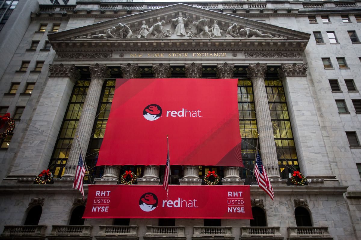 IBM to Acquire Linux Distributor Red Hat for $33.4 Billion