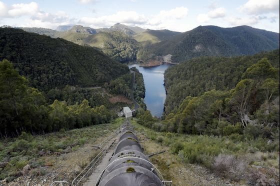 Green Tasmania Could Help Wean Australian Cities Off Coal
