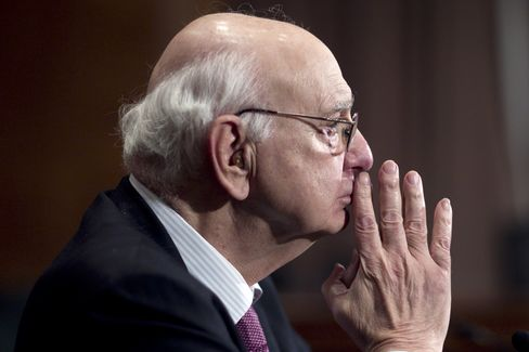 Volcker Joins Ravitch Seeing U.S. Cuts as Threatening States