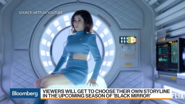 Netflix Is Planning a Choose-Your-Own-Adventure 'Black Mirror'