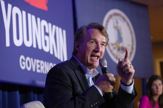 Trump-Backed Governor Candidate Walks a MAGA Tightrope in Virginia