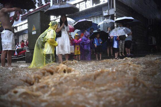 China's Worsening Floods Highlight Extreme Weather Threat