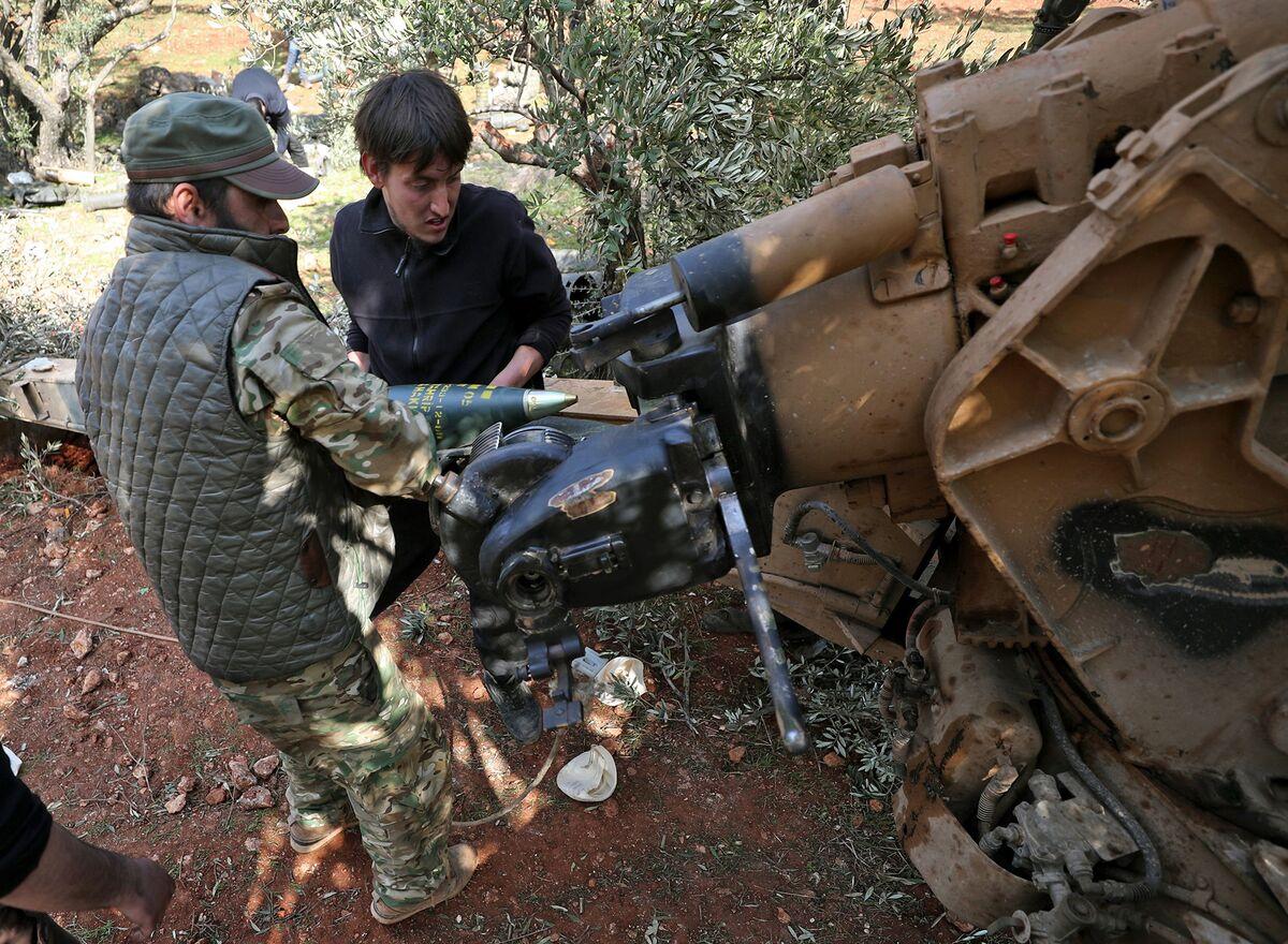 Turkey Seeks U.S. Patriot Missiles to Deter Russia in Syria