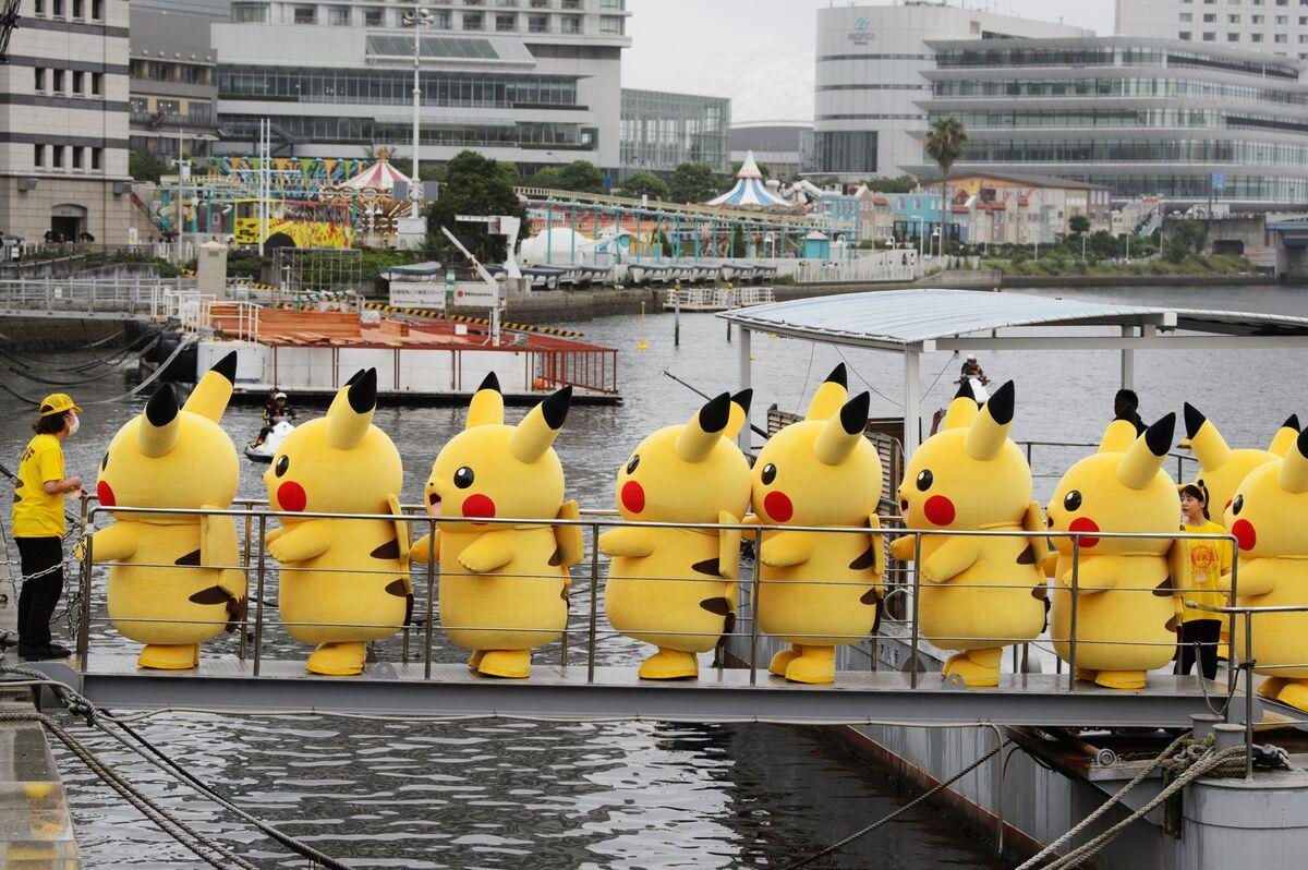 Pokémon Go Maker Is Seeking a $3.9 Billion Valuation