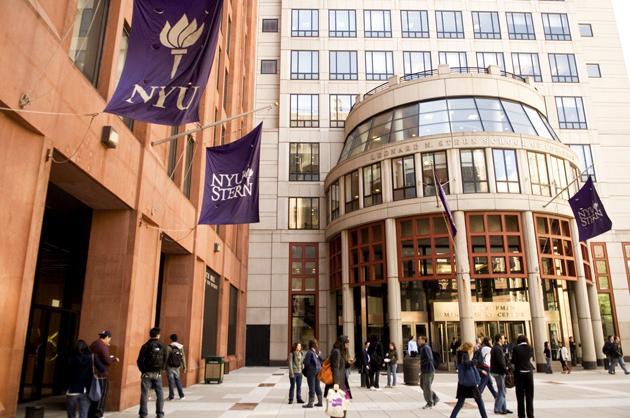 16. New York University