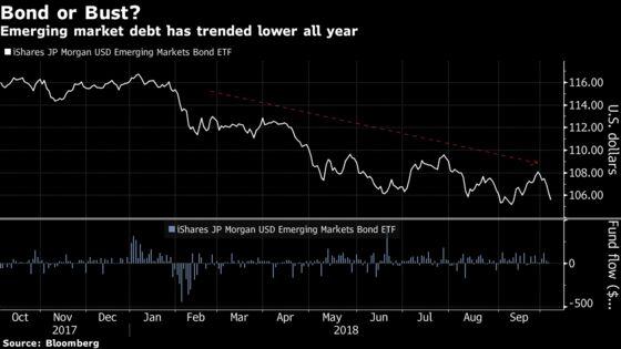 Invesco Starts New Emerging-Market Debt ETFs Despite Turbulence