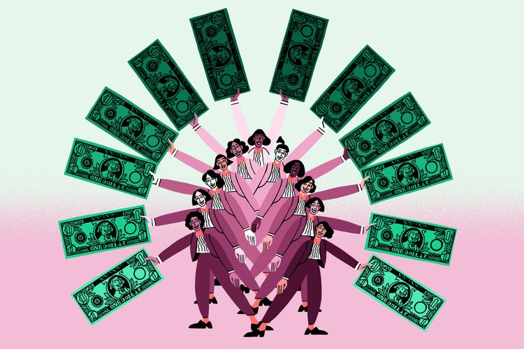 relates to Episode 6: These Women Want to Solve the Pay Gap. Are They Discriminating?