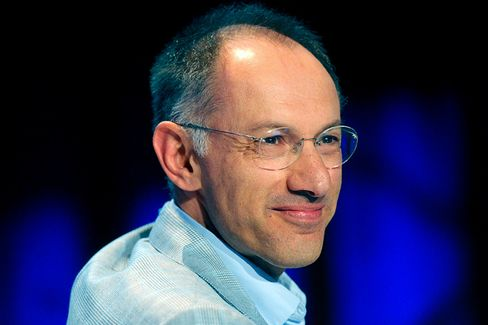 Michael Moritz to Step Back at Sequoia Capital