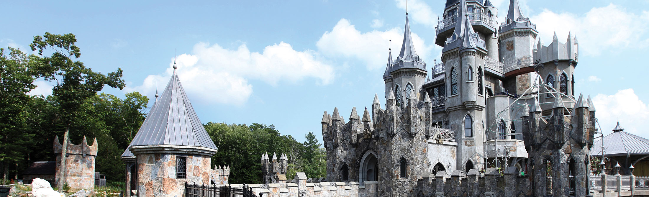 There Are Castles In America Here Three You Can Buy
