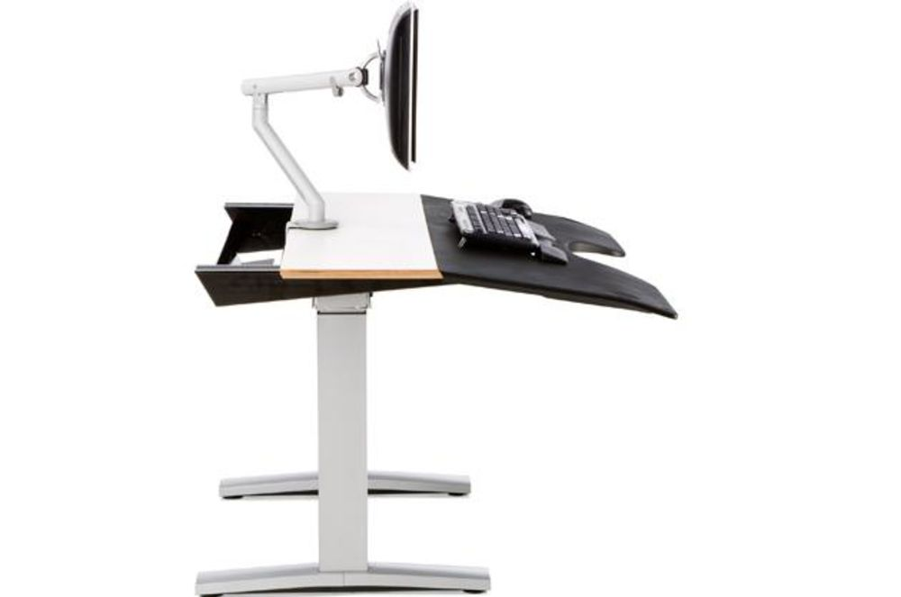StandUp Desks 10 Options Reviewed Bloomberg