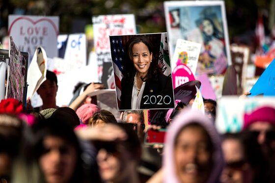 Kamala Harris Seeks to Make Historic 2020 Presidential Run