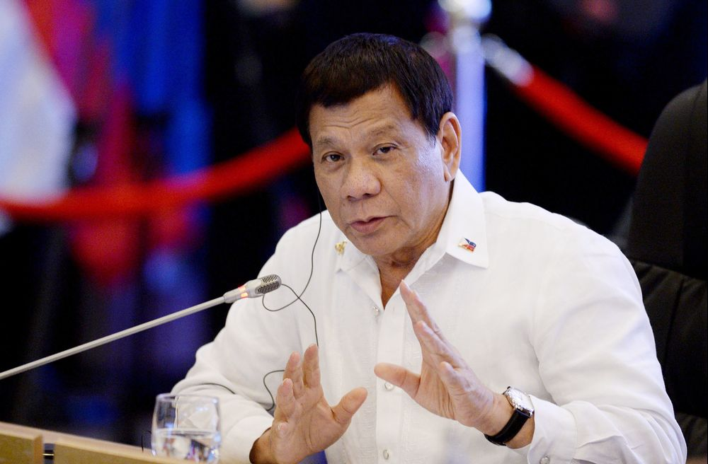 Duterte, Who Cracked Rape Jokes, Signs Law Against Catcalling