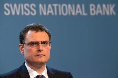 SNB President Thomas Jordan