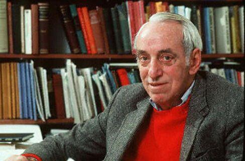 Yale University Professor James Tobin
