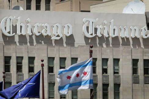 Tribune Said to Seek Sale of Newspapers as It Exits Bankruptcy