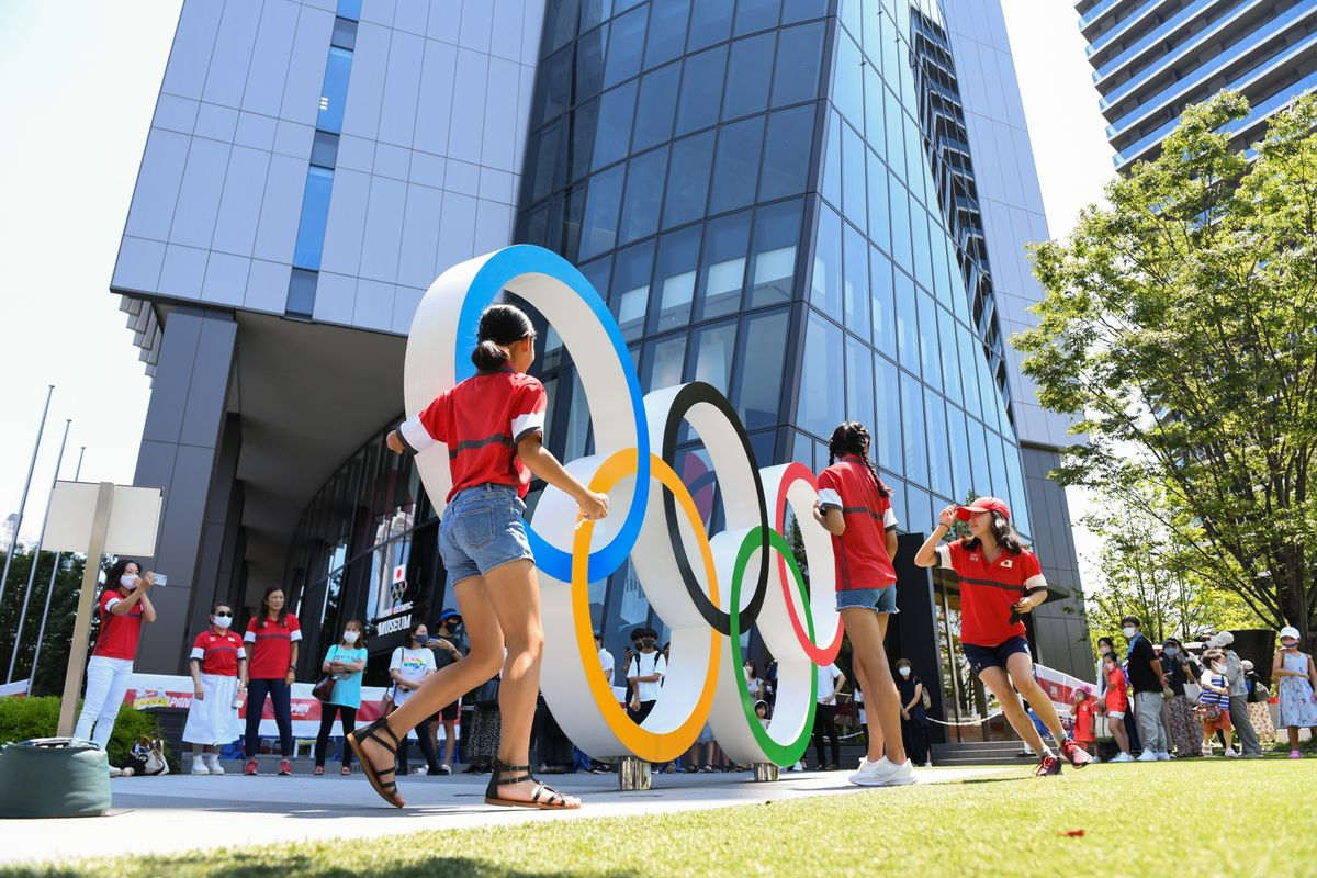 bloomberg.com - Malcolm Scott - Olympics Begin as Japan's Hopes for Economic Revival Fade