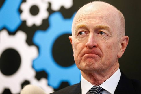 RBA's Stevens urges realism on rate policy