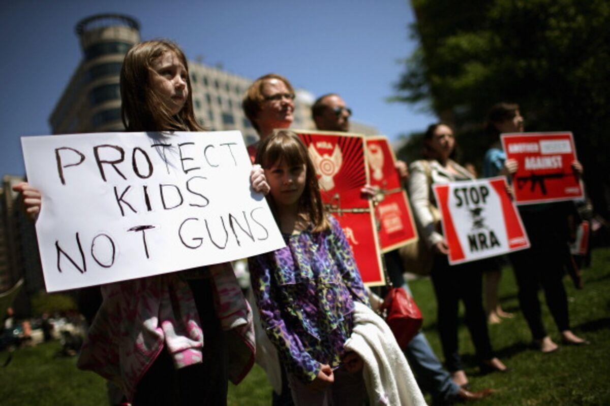Strong Gun Laws Save Kids' Lives