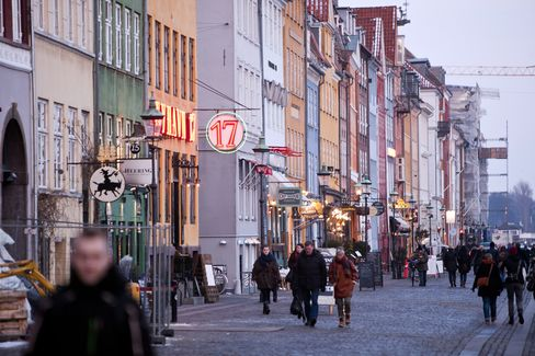 Denmarks Record Private Debt Triggers Central Bank Warning