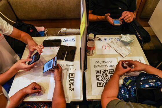 Hong Kong Pro-Democratic Opposition Starts Voting in Primaries