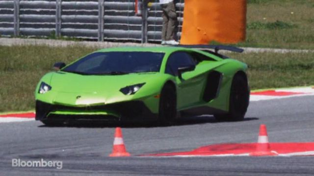 The Lamborghini Aventador Superveloce Blew My Mind in Barcelona