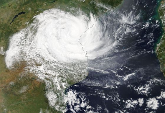 Worst Hurricane in a Decade Kills Dozens in Southern Africa