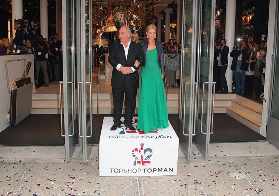 Philip Green Loses Battle to Retail of21st Century