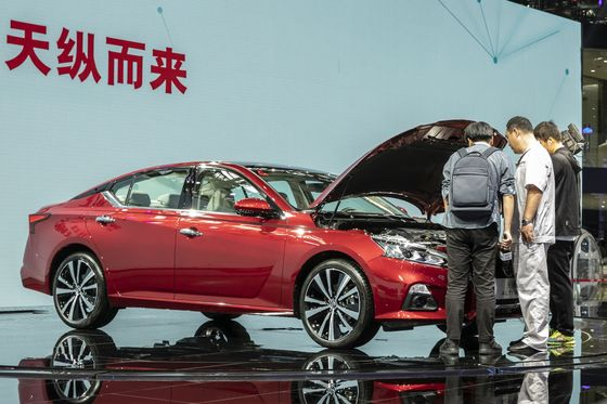A Flood of New Cars Is Headed for China