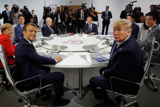 Pros, a Rookie, a Brexit Man and a New Heavyweight: G-7 Guide