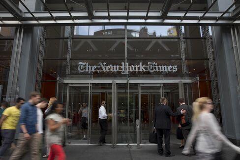 New York Times Brings Back Dividend Following Five-Year Hiatus